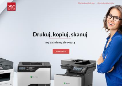 xe - wynajem drukarek
